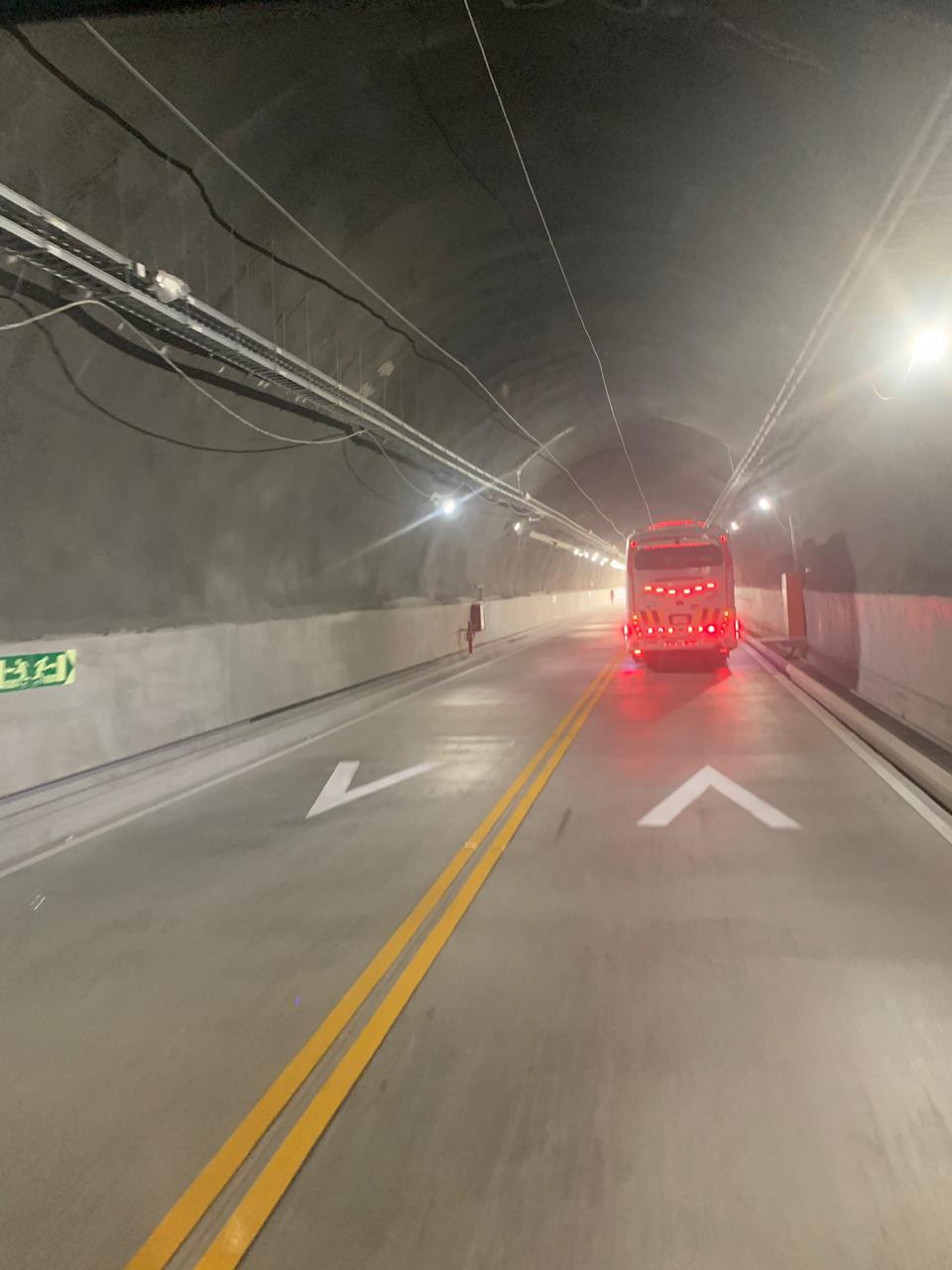 Así fue el primer reto del fin de semana para el Túnel de Oriente