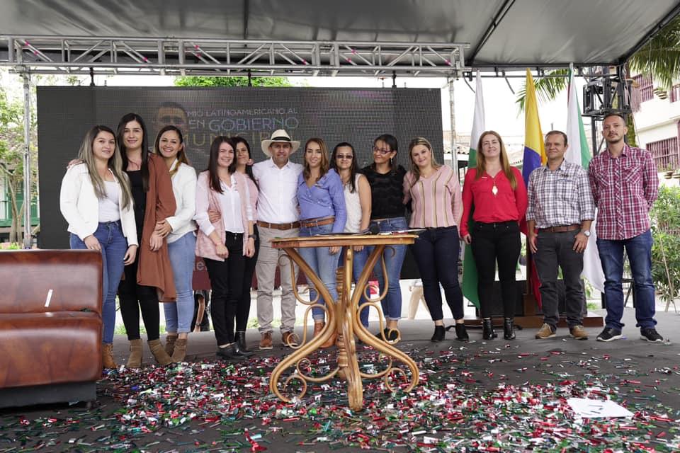 Alcalde de Marinilla rindió cuentas