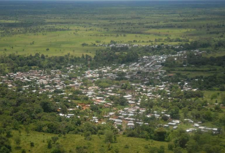 Censo electoral de Belén de Bajirá, Blanquiset, Nuevo Oriente y Macondo será para Antioquia