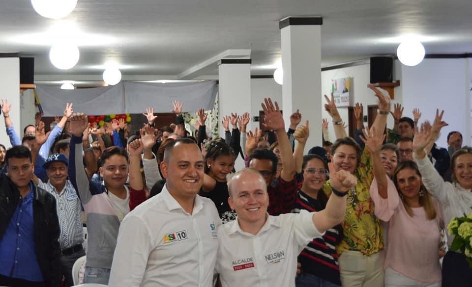 Soy un candidato que le apuesta a la renovación del territorio: Sebastián Sánchez
