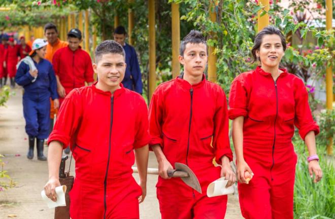 Universidad de La Salle ofrece becas a jóvenes rurales del Oriente