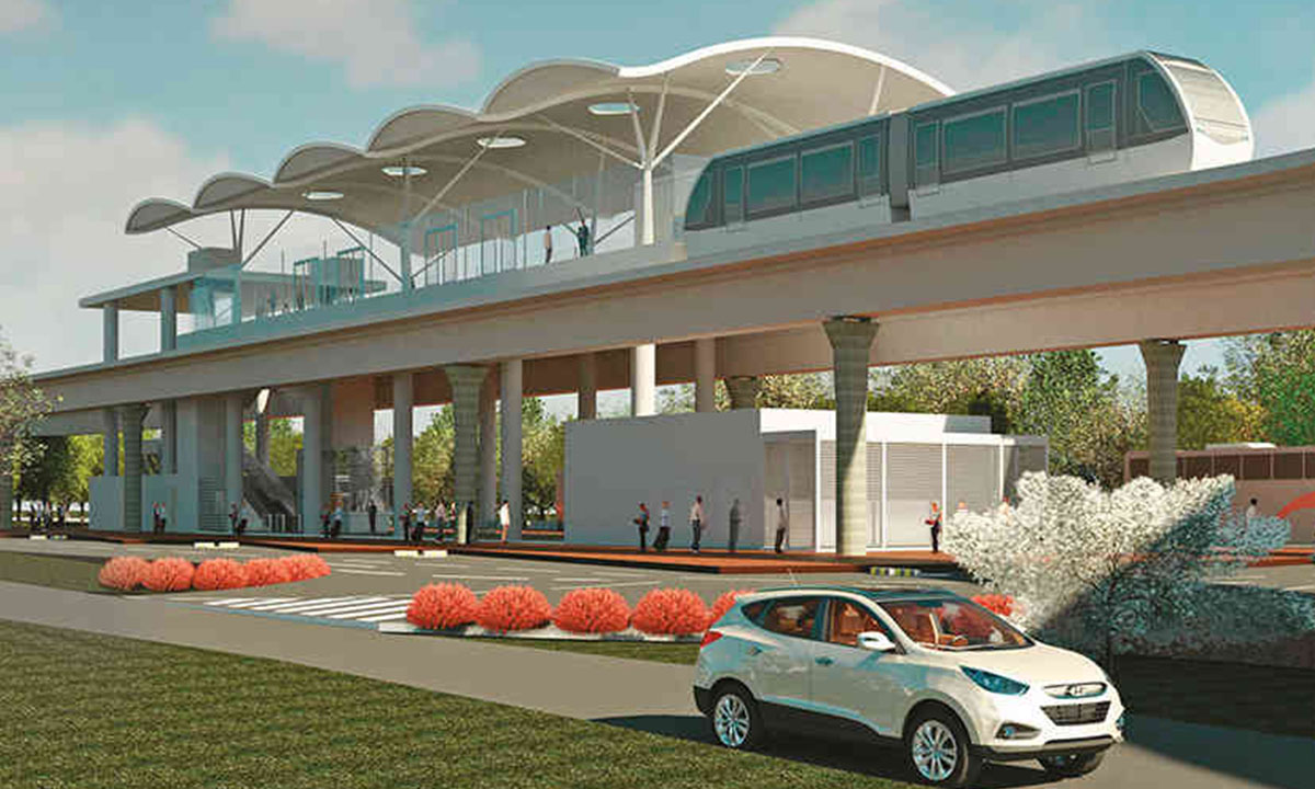 Aún no se concreta el proyecto del Tren Ligero en Rionegro