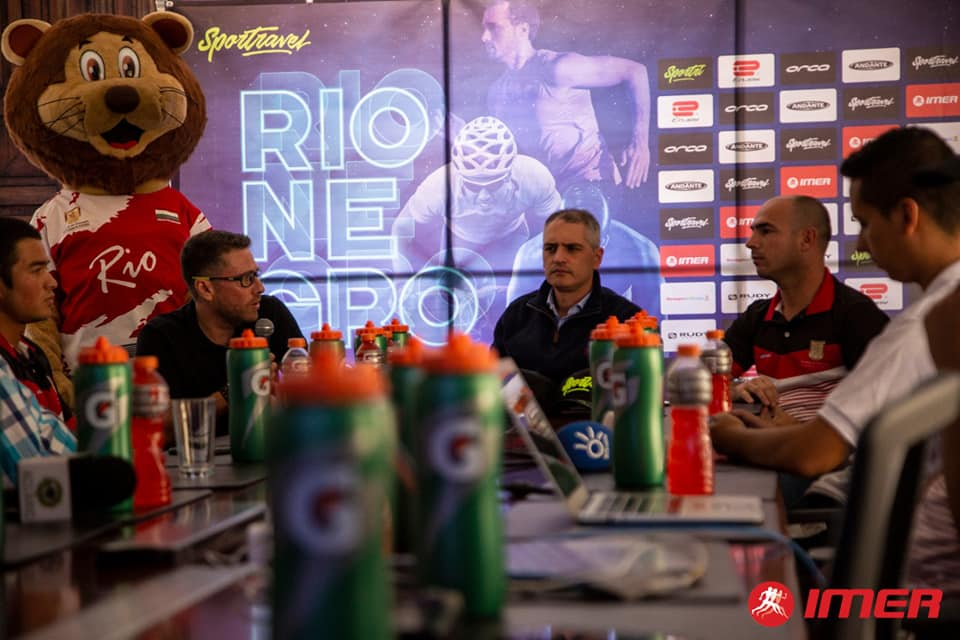 Rionegro hizo lanzamiento de la  Triatlón Nocturna