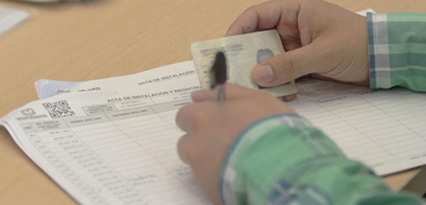 Más de mil cédulas inscritas en La Ceja fueron anuladas por presunto trasteo de votos