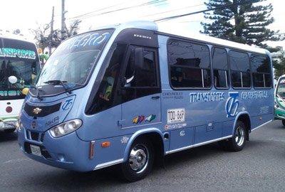 Transportes Chachafruto no podrá operar este 20 de septiembre