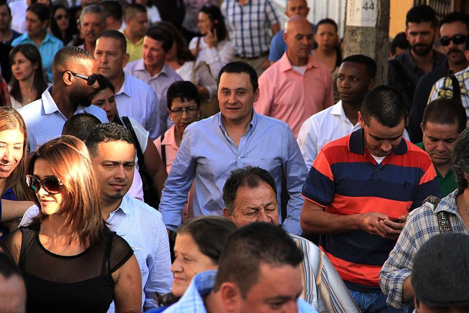 Elkin Ospina nominado entre los mejores Alcaldes del país
