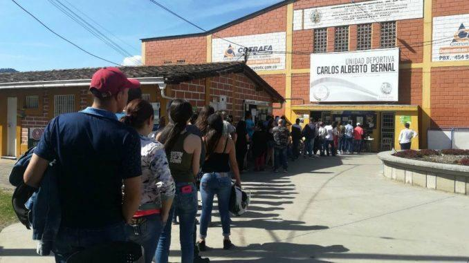 49.780 personas habilitadas para ejercer el voto en La Ceja este domingo