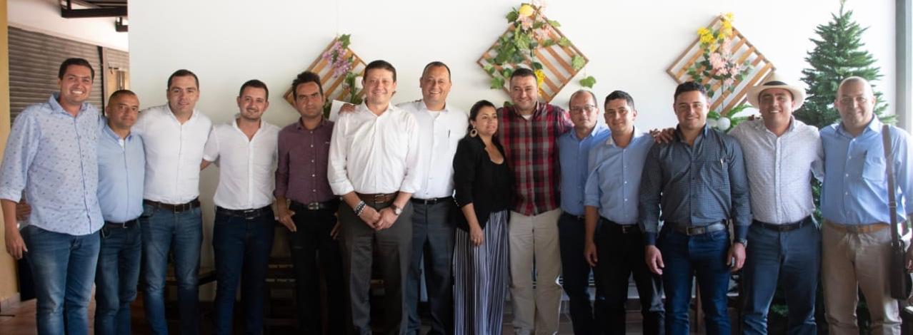 La carta que alcaldes electos enviaron a Aníbal Gaviria sobre Área Metropolitana de Oriente