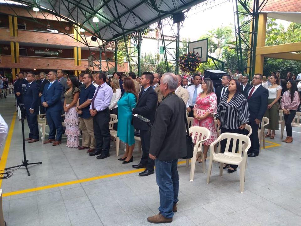Este será el Gabinete Municipal del Alcalde Nelson Carmona