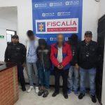 Desarticulada red criminal que estaría al servicio del Clan del Golfo en Rionegro