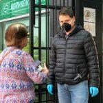 A 54 desciende el número de casos en seguimiento de sospecha del Covid-19 en La Ceja