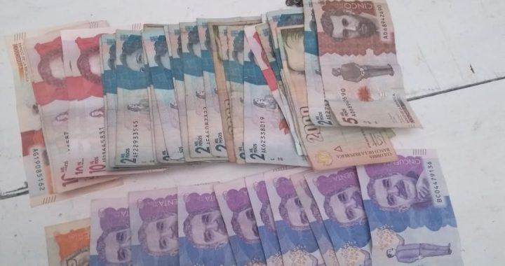 Insólito: Le robó a su propia madre más de 600 mil pesos