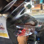 ¡Taxista! Esta es la forma correcta de aislarse de la parte de atrás de su vehículo