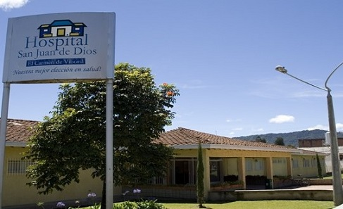 Estable y con el cerco epidemiológico detectado está el primer caso positivo de COVID-19 en El Carmen