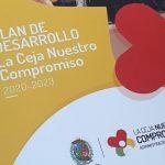 270 mil millones de pesos se invertirán en el Plan de Desarrollo de La Ceja