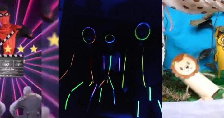 Spiderdance es el ganador del Festival de Talentos en Casa de Entrecejayceja