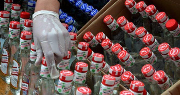 Consumo de aguardiente en Antioquia aumentó considerablemente en mayo