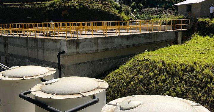 En Abejorral estrenarán planta de tratamiento de aguas residuales