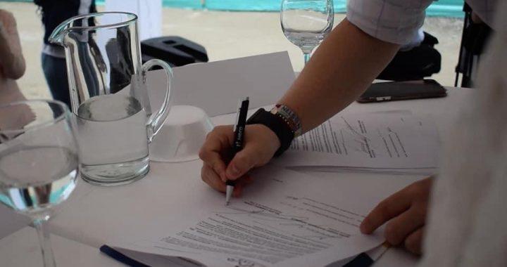 En La Ceja firmaron convenio por mil millones de pesos para vivienda de interés social