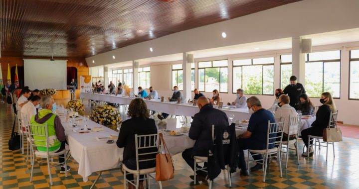 Mantener el control en la propagación del COVID-19, reto de los 23 alcaldes del Oriente