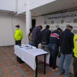 En tres allanamientos, cinco presuntos integrantes de «Los Pamplona» fueron capturados en Marinilla