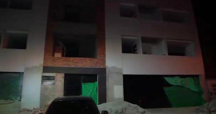 Tres hombres se electrocutaron en una edificación en El Carmen de Viboral. Uno murió en el lugar