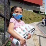 781 mil raciones de alimento entregó la Alcaldía de Rionegro a estudiantes el primer semestre del año
