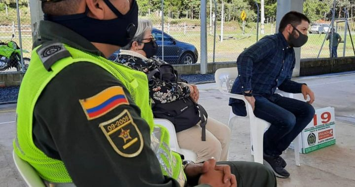 En El Retiro articulan acciones de seguridad en conjunto con municipios cercanos