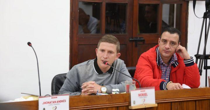 Noriel Tobón seguirá siendo concejal de La Ceja, Tribunal denegó demanda en su contra