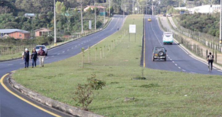 A partir del 21 de septiembre, el ingreso a Rionegro desde la autopista se hará por la vía El Tranvía