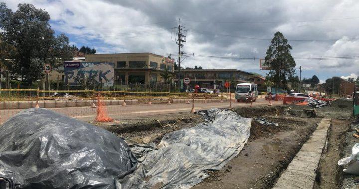En Rionegro habrá cierre total de la calle 47 hasta el primero de octubre