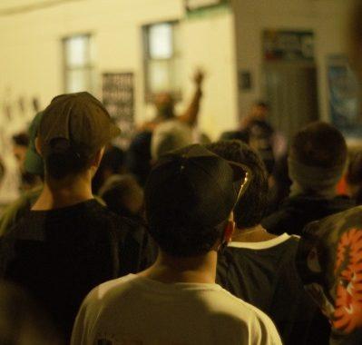 Resumen de la manifestación en contra de los abusos policiales en el Oriente Antioqueño