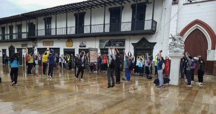 Caminata ecológica, aeróbicos y spinning este fin de semana en La Ceja