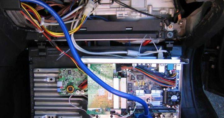 No eran cinco, fueron nueve carros a los que les robaron el computador interno en La Ceja
