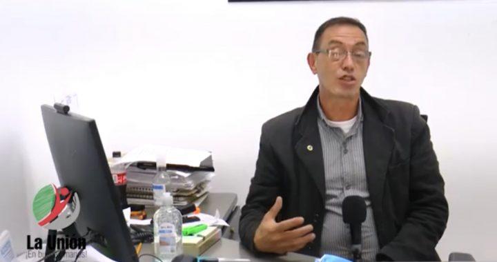 «Le pido disculpas a las personas que se sintieron ofendidas»: Secretario de Gobierno de La Unión