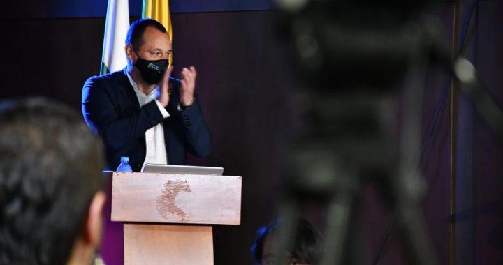 Después de cinco días de ponencias, El Retiro concluyó Encuentro Nacional de Autoridades Territoriales