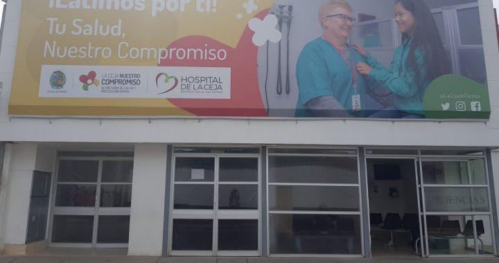 Asignación de citas, problemática del Hospital de La Ceja que la Veeduría de Salud ha denunciado