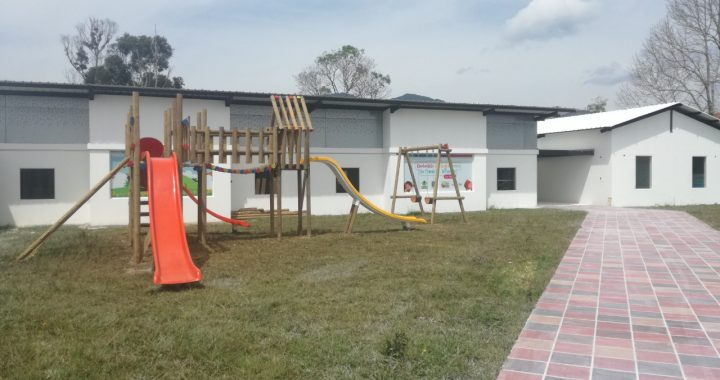 Centro de Desarrollo Infantil de La Aldea alista protocolos para su reapertura en La Ceja