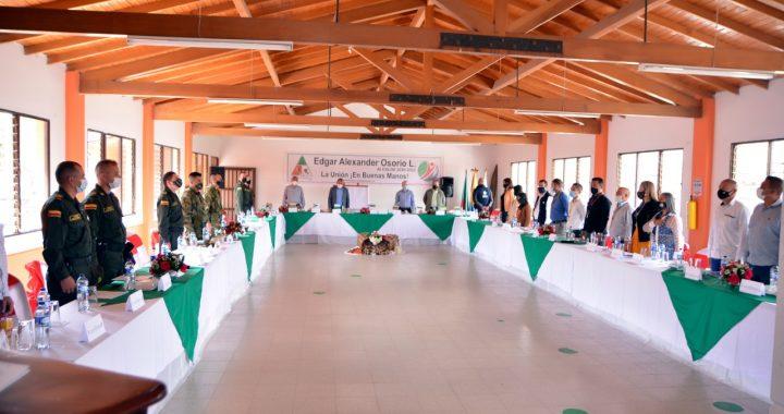 Varios municipios del Oriente Antioqueño  implementarán nuevas estrategias tras Consejo de Seguridad