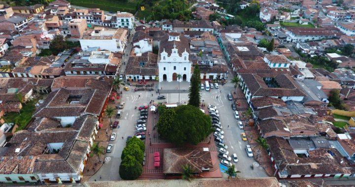 El Retiro recibió reconocimiento como municipio líder en el manejo de la pandemia