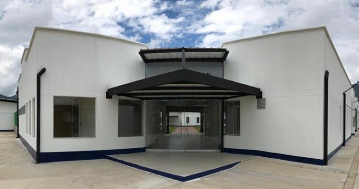 72 niños y niñas de La Ceja regresaron hoy al CDI La Aldea bajo modelo de alternancia