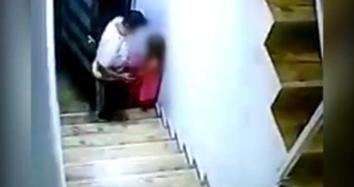 Hombre manoseó a una niña de 6 años en Marinilla y quedó grabado