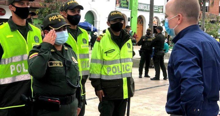 Alcalde de La Ceja apoyará la decisión del Gobernador de Antioquia de decretar restricciones en la región