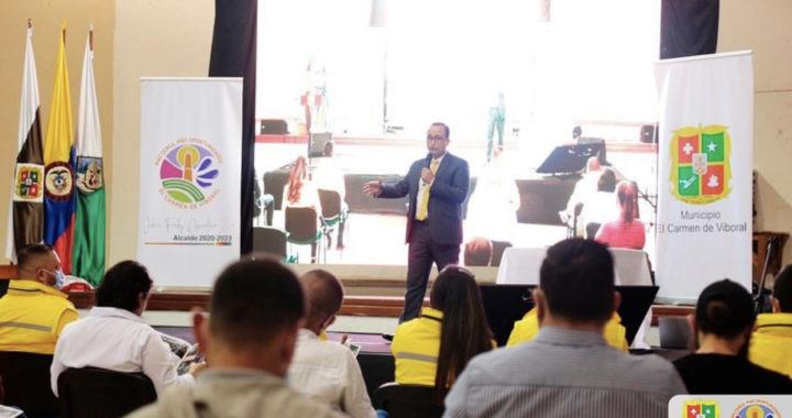 La seguridad y la contención del COVID-19, principales logros de la Alcaldía de El Carmen en 2020