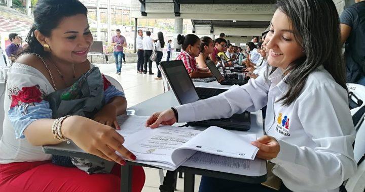¿Busca empleo? El Bazar de Empleabilidad en La Ceja ofertará 700 vacantes