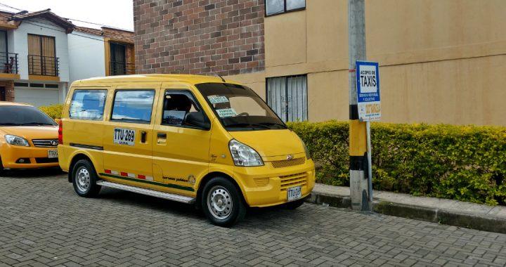 Nuevas rutas de servicio de transporte público colectivo hacia Chaparral y Montesol en La Ceja