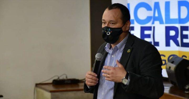 Otro galardón para El Retiro, su alcalde Nolber Bedoya fue reconocido como el más Solidario e Incluyente de Colombia
