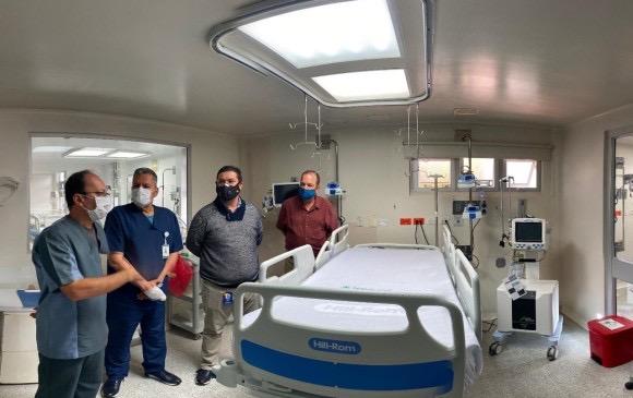 68 personas muertas por Coronavirus y ocupación de UCI al 100% en Rionegro