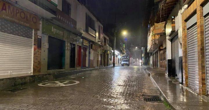 Alcaldes del Oriente solicitan al Gobierno Departamental no implementar los toques de queda continuos