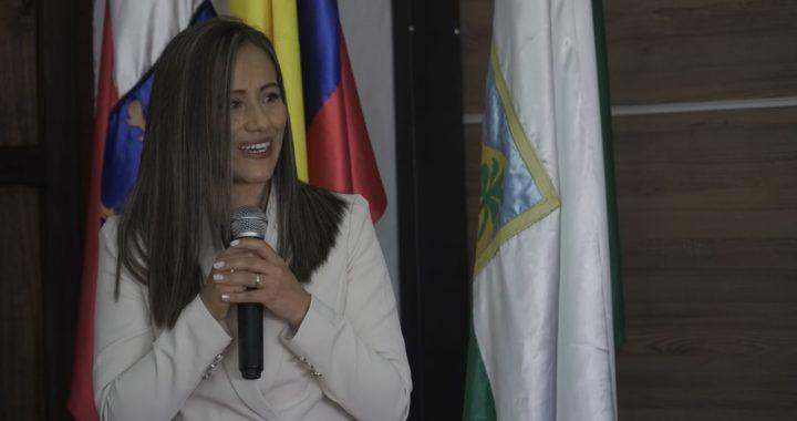 Por primera vez, Rionegro tiene una mujer a cargo de la Contraloría Municipal